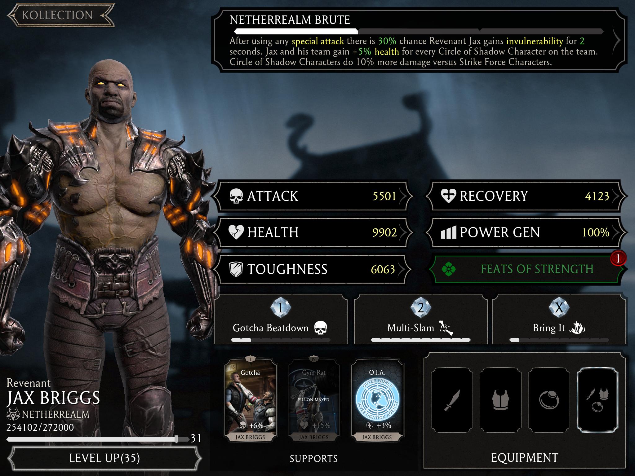 MK Mobile Intermediate Guide – Mortal Kombat Games