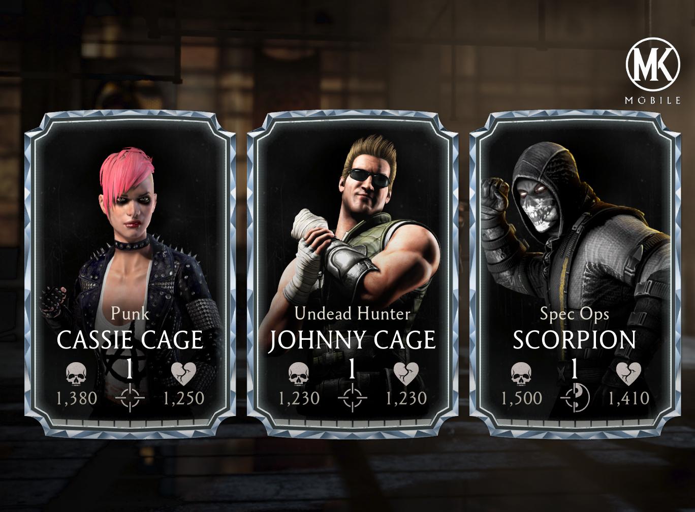 MK Mobile Team Synergy Guide – Mortal Kombat Games
