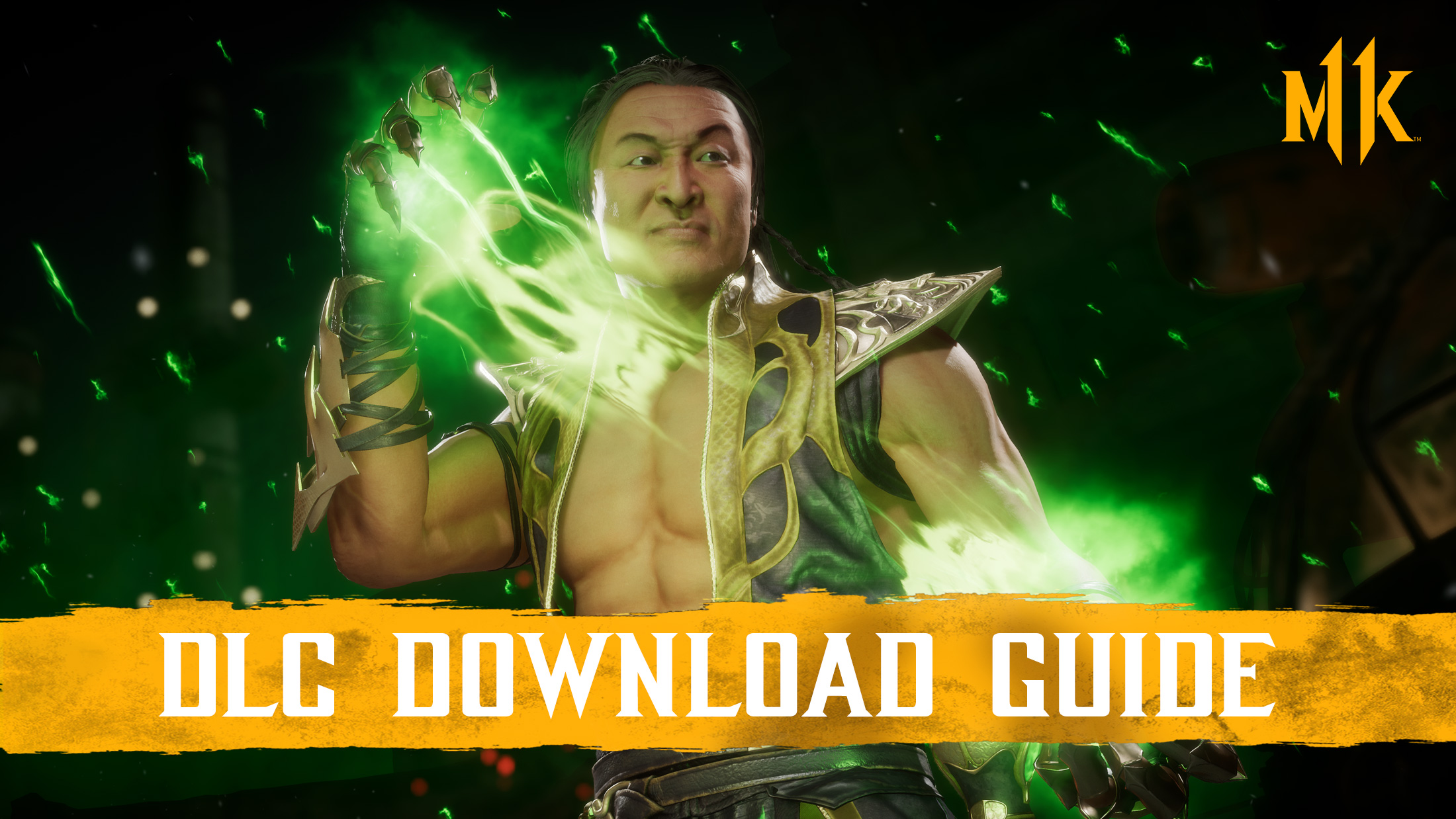 How to Download Shang Tsung & Kombat Pack Content in Mortal Kombat