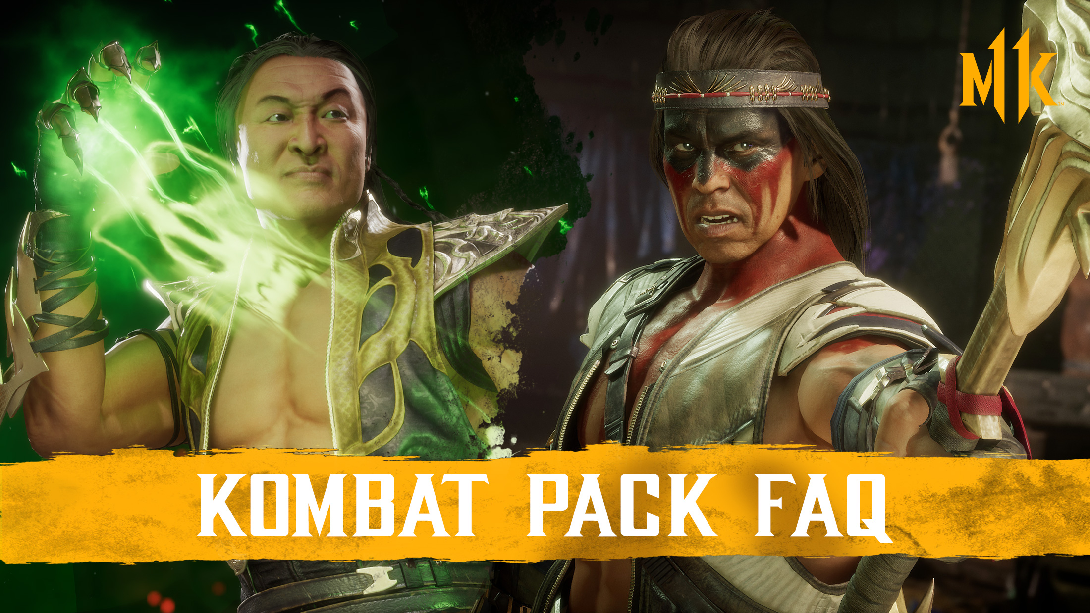 What Is Included In The Mortal Kombat 11 Kombat Pack Mortal